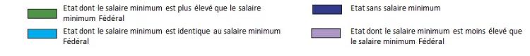 Droit du travail Etats-Unis - Salaire minimum